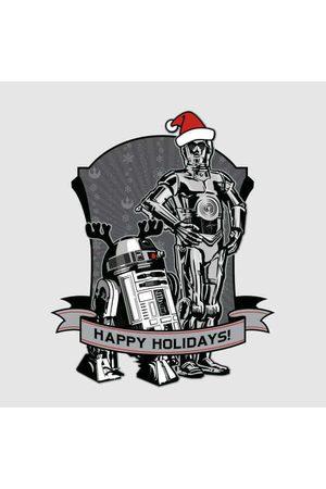 STAR WARS Happy Holidays Droids Christmas Sweatshirt