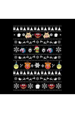 Disney Muppets Pattern Women's Christmas T-Shirt