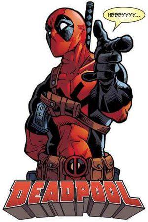 Marvel Deadpool Hey You Women's Sweatshirt