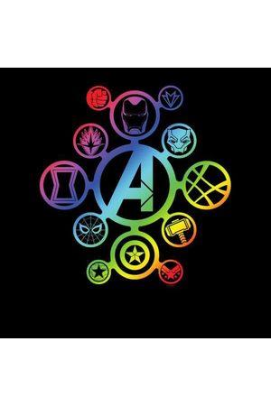 Marvel Avengers Rainbow Icon Women's Sweatshirt