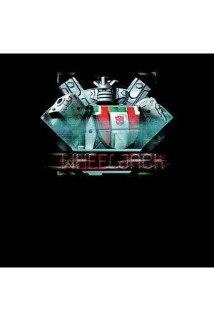 TRANSFORMERS Wheeljack Glitch Women's T-Shirt