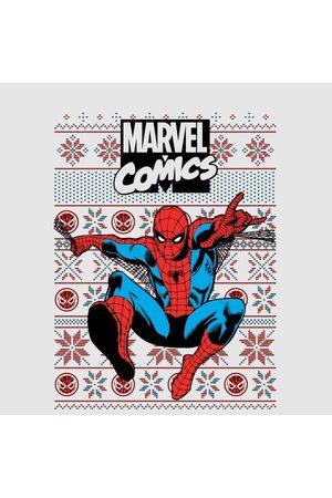 Marvel Avengers Classic Spider-Man Women's Christmas T-Shirt