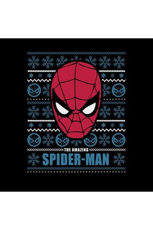 Marvel Spider-Man Women's Christmas T-Shirt