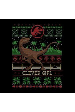Jurassic Park Clever Girl Women's Christmas Sweatshirt