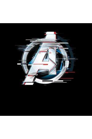 Marvel Avengers: Endgame White Logo Women's Sweatshirt