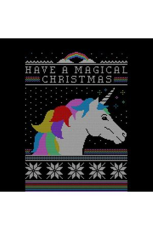 By IWOOT Have a magical Christmas Fair isle Women's T-Shirt