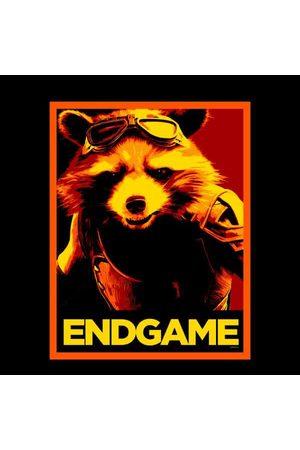 Marvel Avengers Endgame Rocket Poster Sweatshirt