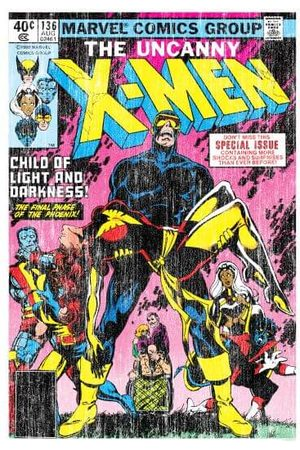 Marvel X-Men Final Phase Of Phoenix Women's T-Shirt