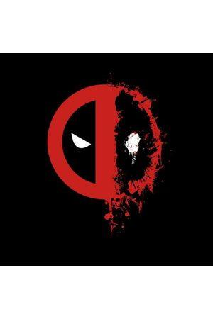 Marvel Deadpool Split Splat Logo Women's Sweatshirt