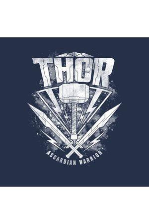 Marvel Thor Ragnarok Thor Hammer Logo Women's T-Shirt