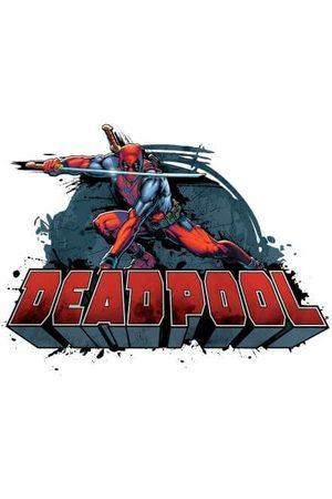 Marvel Deadpool Sword Logo Women's T-Shirt