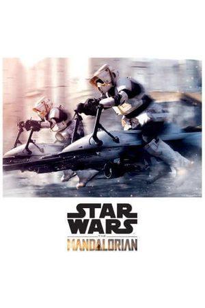 STAR WARS The Mandalorian Scout Trooper Men's T-Shirt