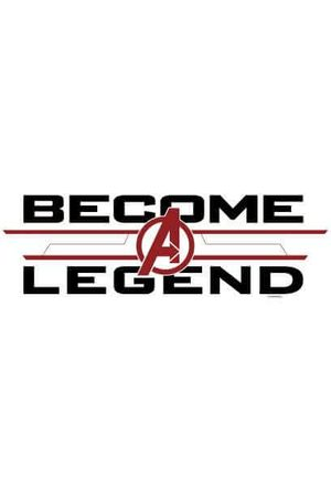 Marvel Avengers Endgame Become A Legend Women's Sweatshirt