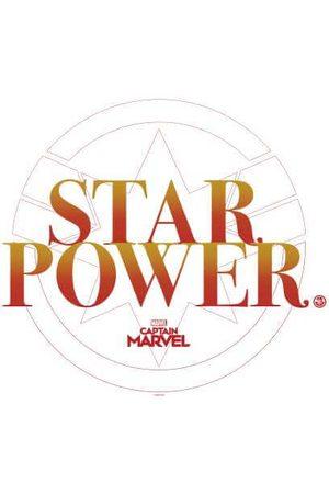 Marvel Captain Star Power Women's Sweatshirt