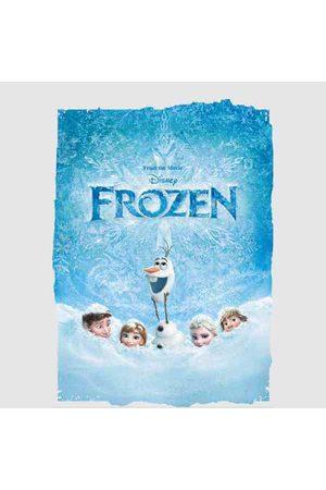 Disney Frozen Snow Poster Men's T-Shirt