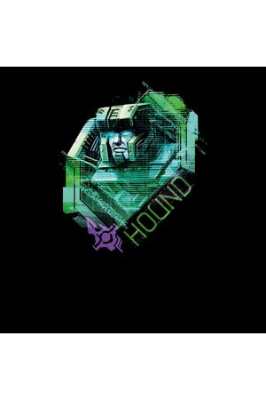TRANSFORMERS Hound Glitch Women's T-Shirt