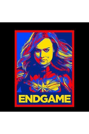 Marvel Avengers Endgame Captain Poster Women's T-Shirt