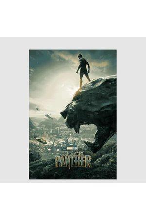 Marvel Black Panther Poster Sweatshirt