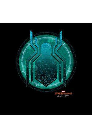 Marvel Spider-Man Far From Home Stealth Globe Men's T-Shirt