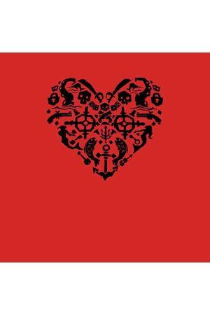 Rare Fashion Sea of Thieves Heart T-Shirt