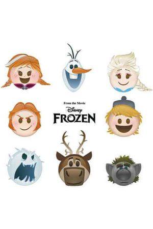 Disney Frozen Emoji Heads Men's T-Shirt
