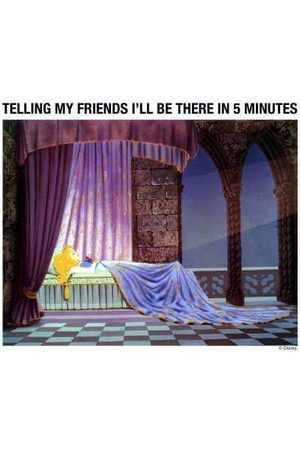 Disney Sleeping Beauty I'll Be There In Five Women's Sweatshirt
