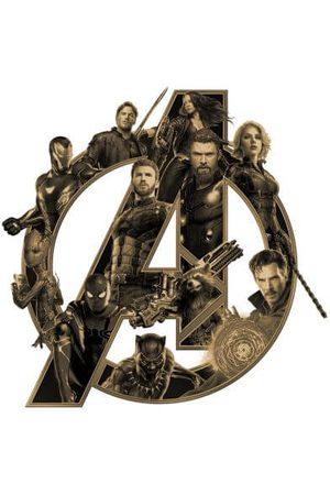 Marvel Avengers Infinity War Avengers Logo Women's T-Shirt