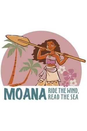 Disney Moana Read The Sea Women's T-Shirt