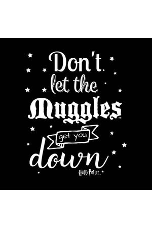 Harry Potter Don't Let The Muggles Get You Down Women's T-Shirt