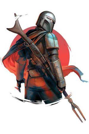 STAR WARS The Mandalorian Blaster Rifles Women's Sweatshirt