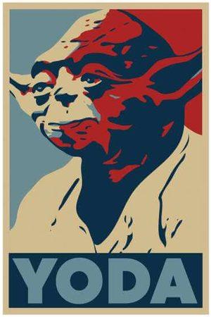 STAR WARS Yoda Poster Sweatshirt