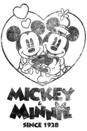 Disney Minnie Mickey Since 1928 T-Shirt