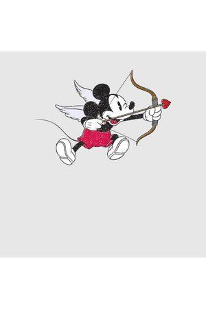 Disney Women T-shirts - Mickey Cupid Pocket Women's T-Shirt