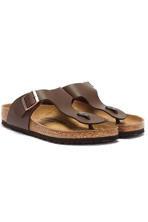 Birkenstock Ramses Birko-Flor Mens Leather Sandals