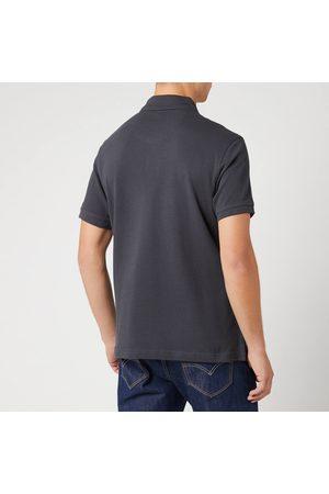 Barbour Men's Tartan Pique Polo Shirt
