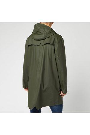 Rains Men's Long Jacket