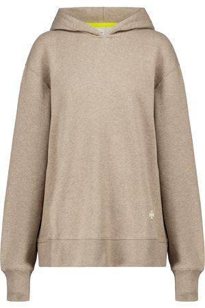 Tory Sport Cotton hoodie