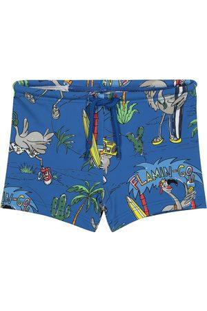 Stella McCartney Baby Swim Shorts - Baby printed swim trunks