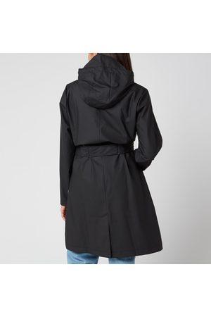 RAINS Women Rain Jackets - Women's Belt Jacket