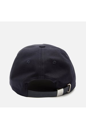 Armani Men's Corporate Ax Logo Cap