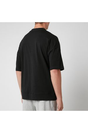 Calvin Klein Men T-shirts - Men's Jersey Crew Neck T-Shirt