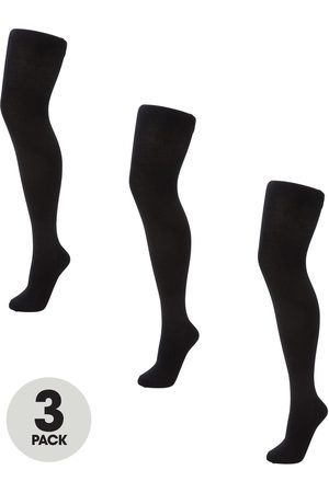 Very Girls 3 Pack Flat Knit Tights