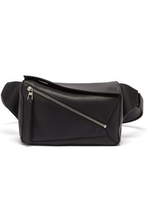Loewe Puzzle Leather Belt Bag - Mens