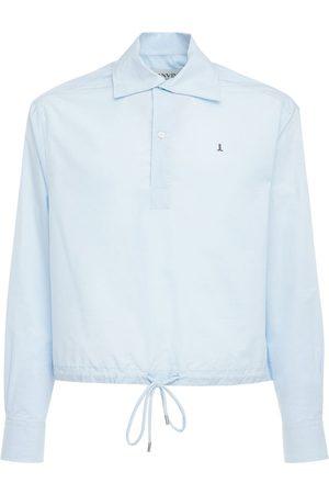 Lanvin Cotton Polo Shirt