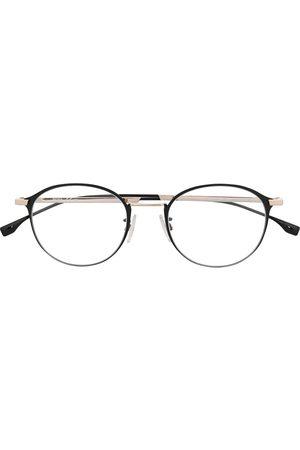 BOSS Round-frame eyeglasses
