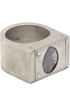 Parts of Four Rings - 17mm plate ring