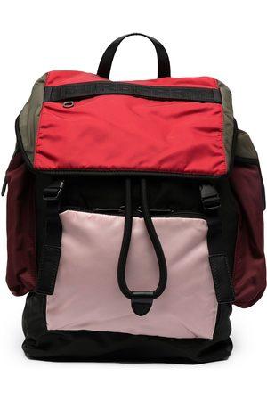 Burberry Colour-block backpack - Neutrals