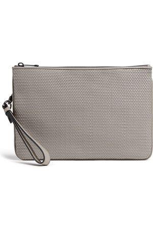 Ermenegildo Zegna Men Laptop & Business Bags - X Maserati Pelletessuta™ clutch