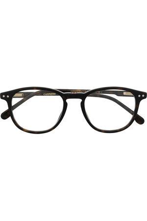 Carrera Classic round-frame glasses