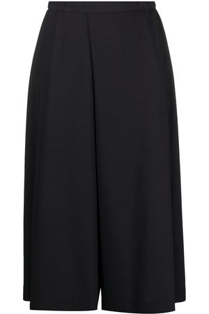 STEPHAN SCHNEIDER Wide-leg cropped trousers